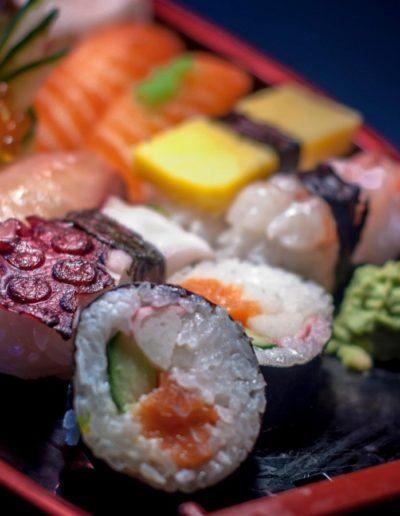 Sushi Restaurang Fålhagen i Uppsala